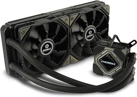 Enermax Liqmax II 240 - Ventilador CPU con refrigeración líquida ...