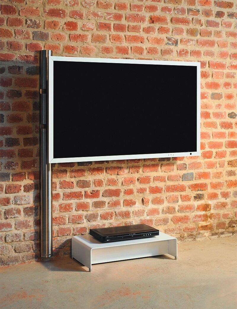 Wissmann Raumobjekte Porta Tv Girevole.Wissmann Raumobjekte Televisore Supporto Tv Rotante Da 37 A 52