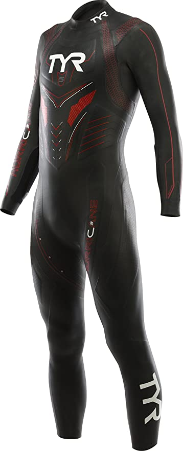 e0d25fef93f6b Amazon.com   TYR Sport Men s Hurricane Wetsuit Category 5   Sports ...