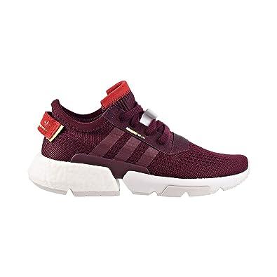 adidas - Pod-s3.1 Bordeaux/Jaune Haute résolution Db3541 ...
