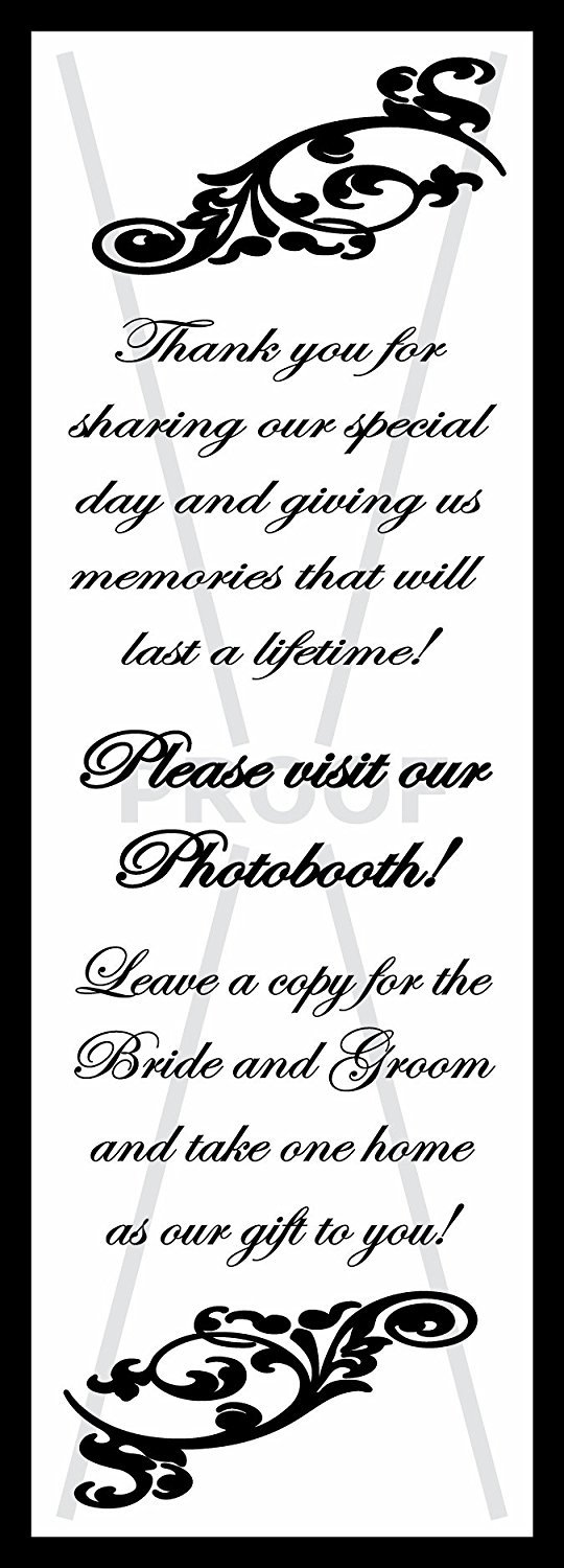 Attractive Photo Booth Frame Inserts Template Frieze - Framed Art ...