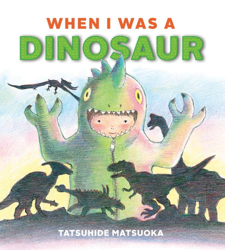 When I Was a Dinosaur PDF