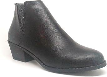 1d621fe74c56 Steven Ella T1661 Women s Short Boot with Glitter Detail