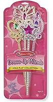 Melissa & Doug Dress-Up Wands for Costume Role Play (4 pcs)