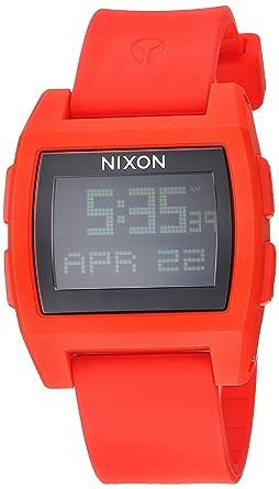 Amazon.com: Nixon Base Tide - Reloj de surf para hombre con ...
