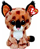 Ty Beanie Boos Buckwheat The Brown Linx Plush