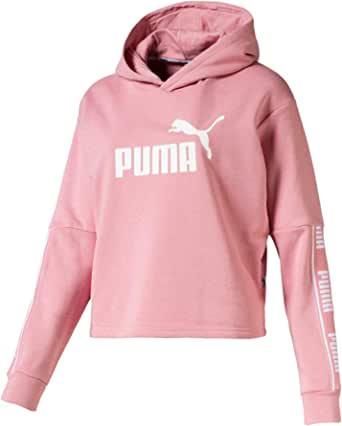 PUMA Women's Amplified Cropped Hoody
