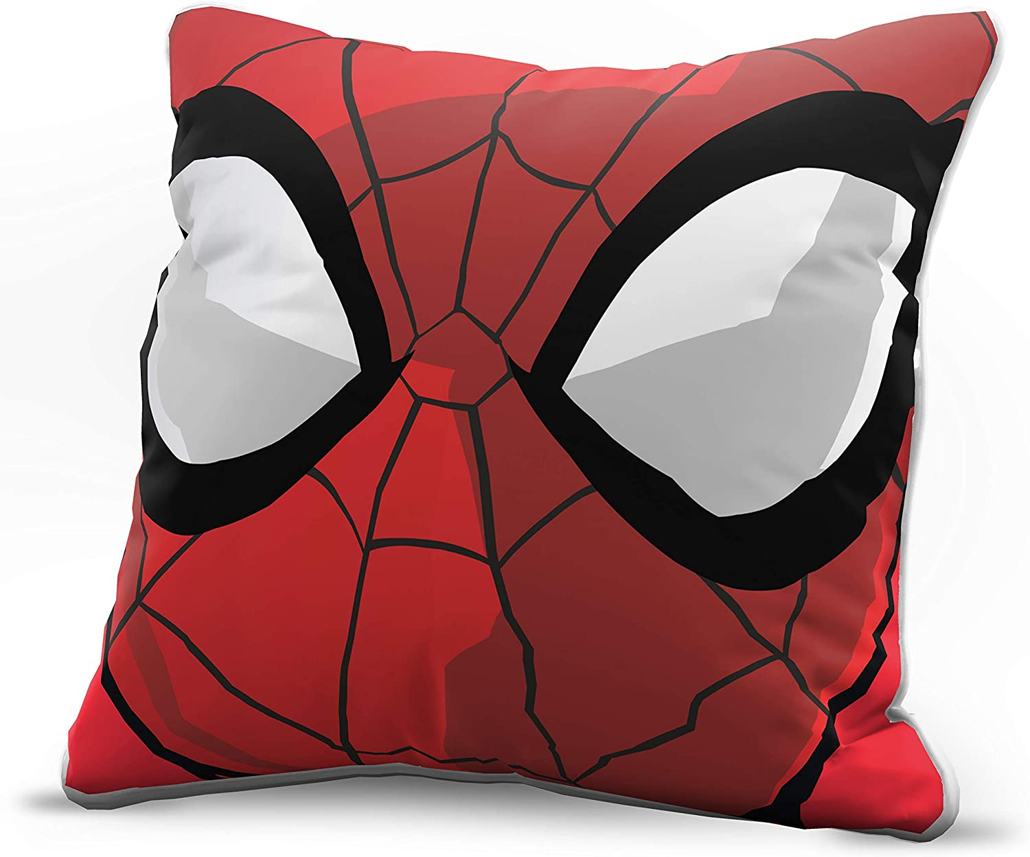 Jay Franco Marvel Decorative Pillow Cover Spiderman - Red