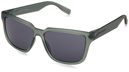 Negro de Unisex Adultos color mm 50 Sol MOT08 Gafas Hawkers pq0U4wfBc 09185dd64704