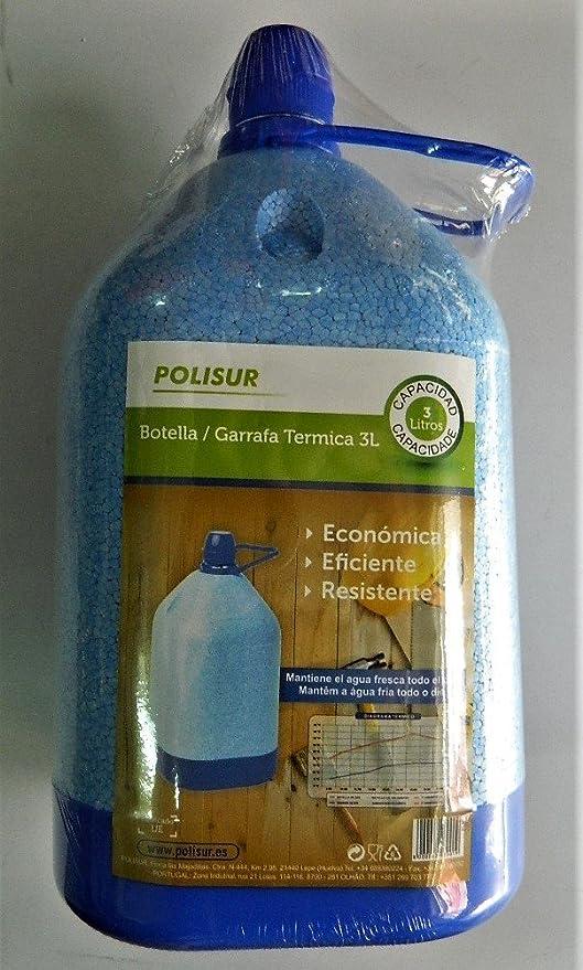 Botella térmica 5L bebidas frías nevera portátil obras Camping ...