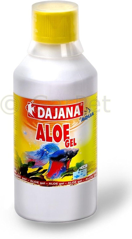 dajana Aloe Gel Acuario de purificador de agua Cuidado Piel ...