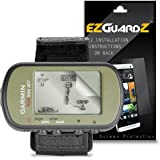(2-Pack) EZGuardZ Screen Protector for Garmin Foretrex 401 (Ultra Clear)