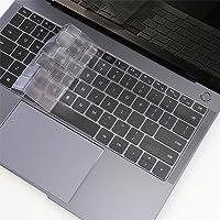 imComor Funda para Huawei MateBook X Pro para Teclado Ultra Delgado, Suave al Tacto, Piel Protectora para Huawei MateBook X Pro 13,9 Pulgadas portátil, MateBook X Pro