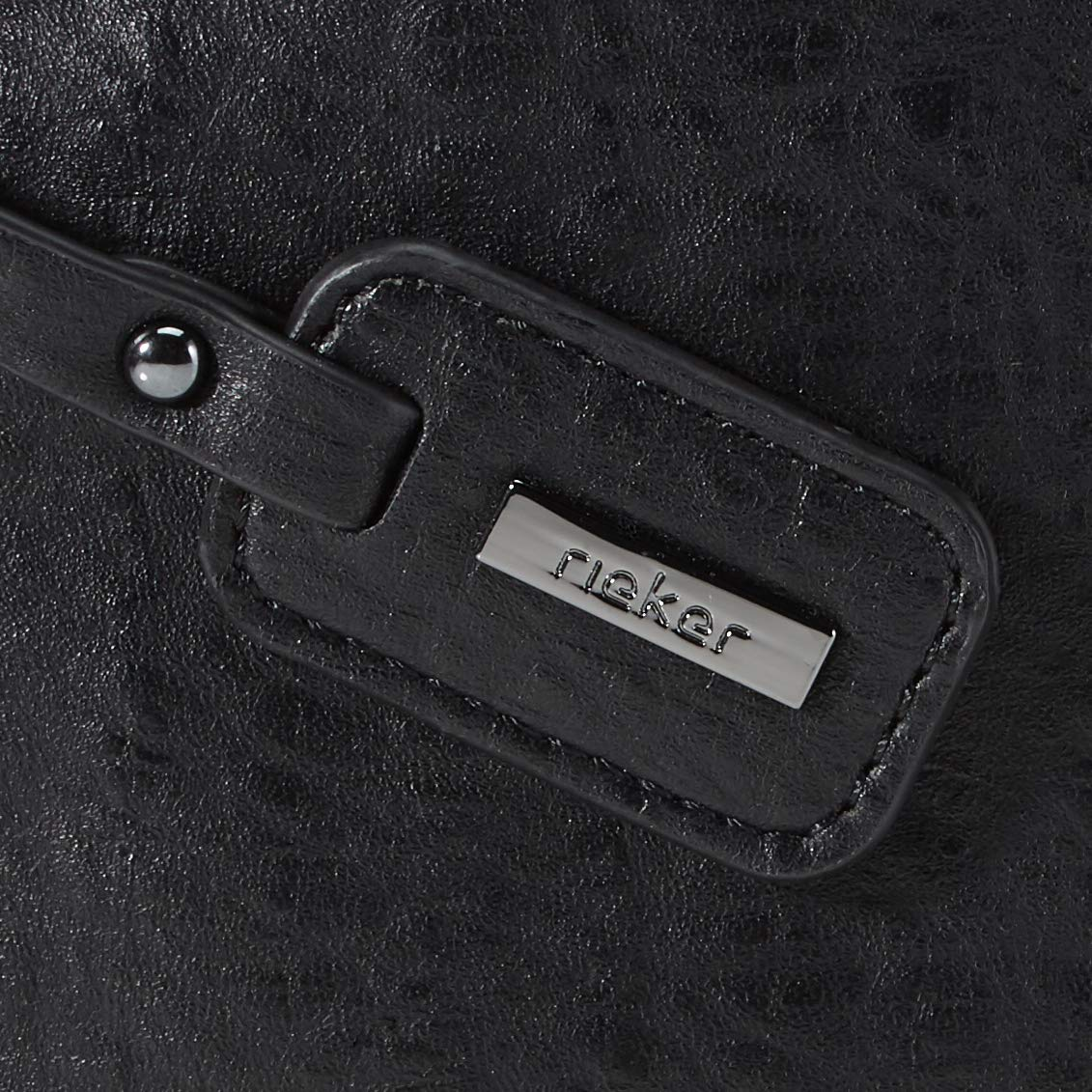 Rieker dam H1035, en storlek svart
