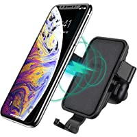 Wireless Car Charger, CHOETECH Fast Wireless Charger Car Phone Holder Aromatherapy Wireless Car Phone Charger Mount Fast Charging for iPhone XS/ XS Max/ XR, iPhone X/ 8 Plus/ 8, Samsung S9, S9+ , Note 9, S8, S8+, S7 Edge and other Qi-Enable Devices