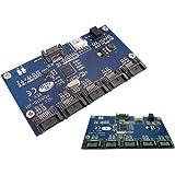 SATA Port Multiplier Card - 1x SATA to 5x SATA - JMB Chipset