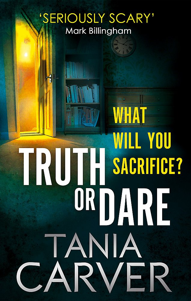 Truth or Dare (Brennan and Esposito, Band 10)