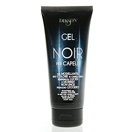 GEL DIKSON NOIR PER CAPELLI GRIGI 100 ML  Amazon.it  Bellezza bda8fb26d324