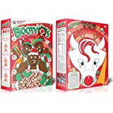 WWE New Day Booty O's Holiday Cereal 11.5 Oz. Red Box