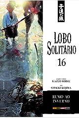 Lobo Solitário Vol. 16 Capa comum