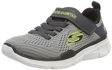 Skechers Equalizer 3.0-Final Match, Sneaker Bambino