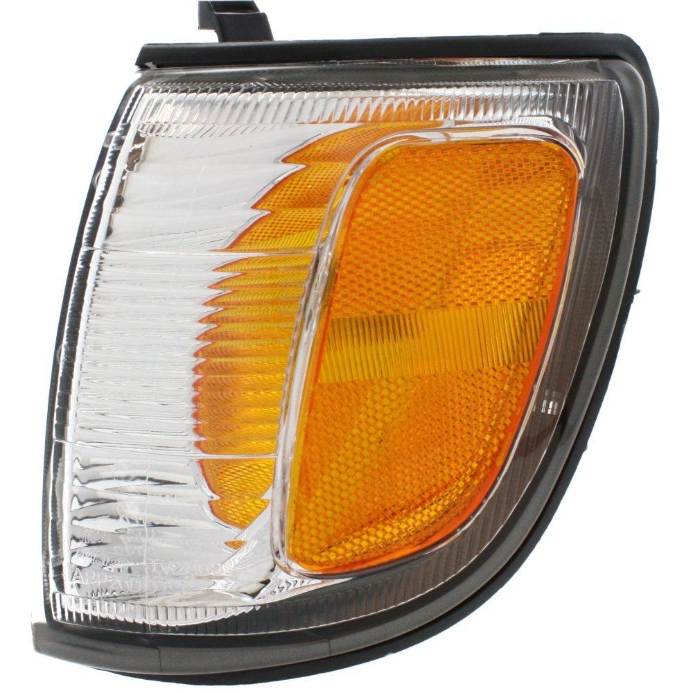 Evan-Fischer EVA20572014583 Corner Light for Toyota 4Runner 99-02 Corner Lamp LH Assembly Left Side 4333276930