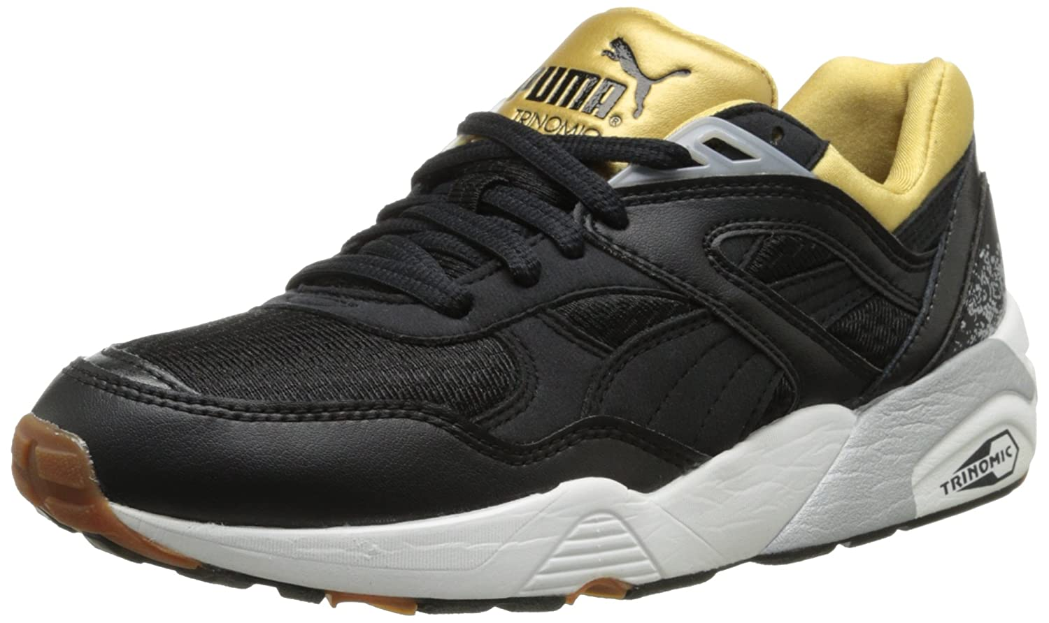 Puma Trinomic R698 shoes black