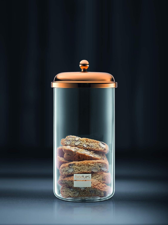 Bodum 11656-18 Chambord Teapot-6 Cups-Copper