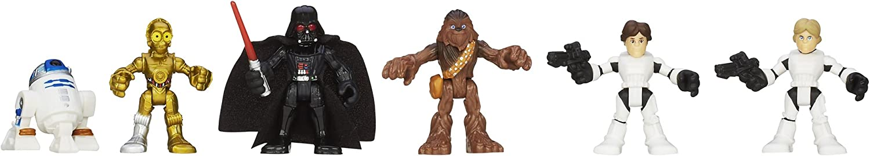 Star Wars Playskool Heroes Jedi Force Death Star Escape Set