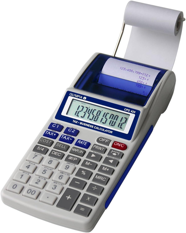Olympia CPD 420 - Calculadora (Escritorio, Calculadora de ...