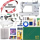 Juki TL2010Q Long-Arm Sewing & Quilting Machine w/ Sewing essential Bundle