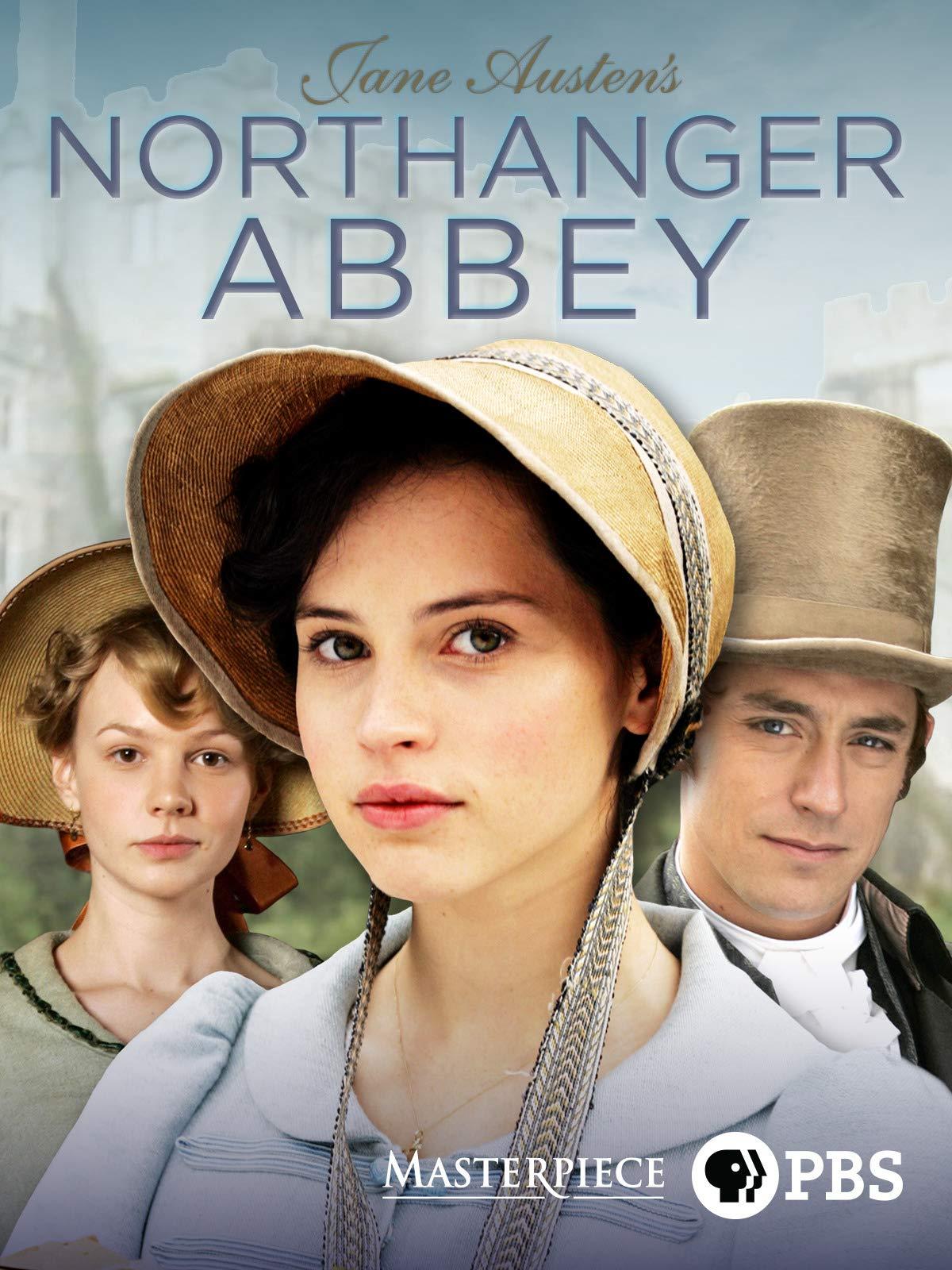 Amazon.com: Northanger Abbey: Felicity Jones, Carey Mulligan, JJ ...