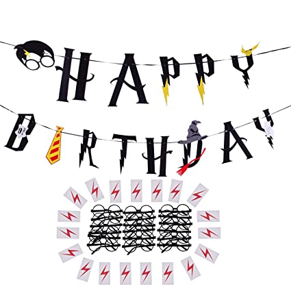Amazon.com: Hot Bear Harry Potter Feliz cumpleaños ...