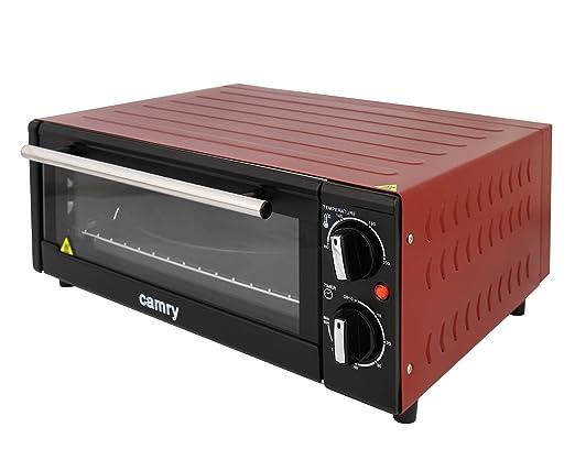 Camry CR-6015-R Horno para Pizza Eléctrico de Sobremesa, Acero ...