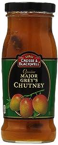 Crosse & Blackwell Genuine Major Grey's Chutney, 9 oz