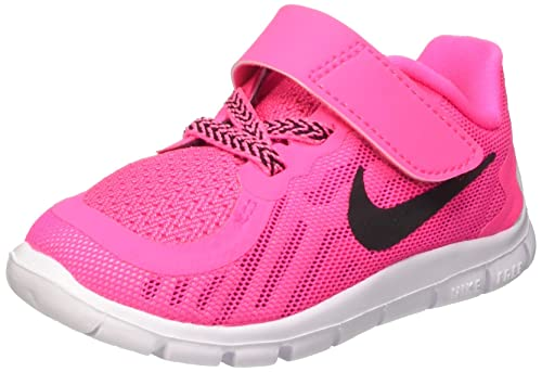34424aba0f99 NIKE Baby Boys  Free 5 (TDV) Shoes for Newborn Babies Multicolour Size