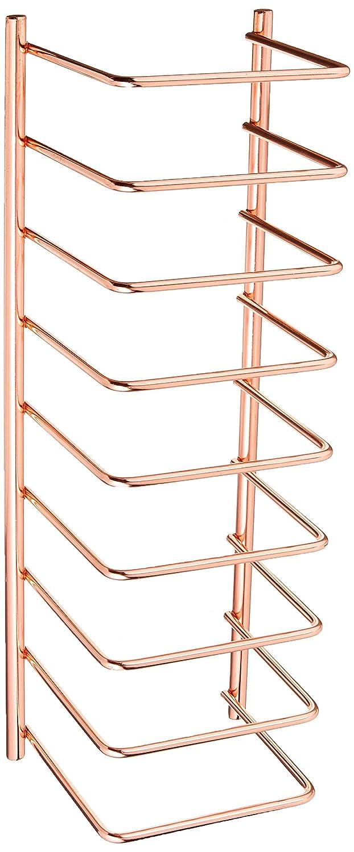 Spectrum Diversified Euro Kitchen Organizer, Copper