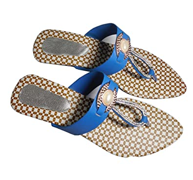 6321903d623f Great Art Women Fashionabal Party Wear Fancy Slipper Sandals Combo  Buy  Online at Low Prices in India - Amazon.in