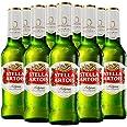 Cerveza Premium Stella Artois, 24 botellas de 330 ml