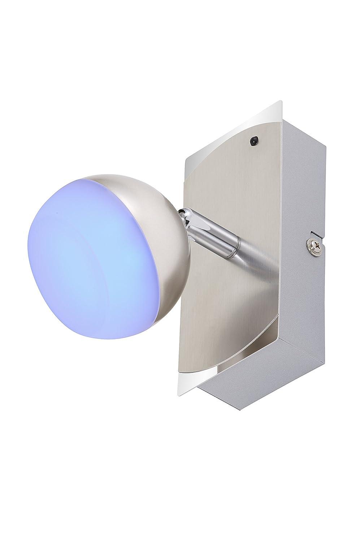 Briloner Leuchten Led Wandlampe Wandleuchte Mit Farbwechsel