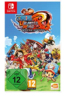 One Piece Pirate Warriors 3 - Deluxe Edition - Nintendo Switch ...