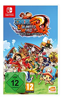 One Piece Unlimited World Red - Deluxe Edition [Switch]