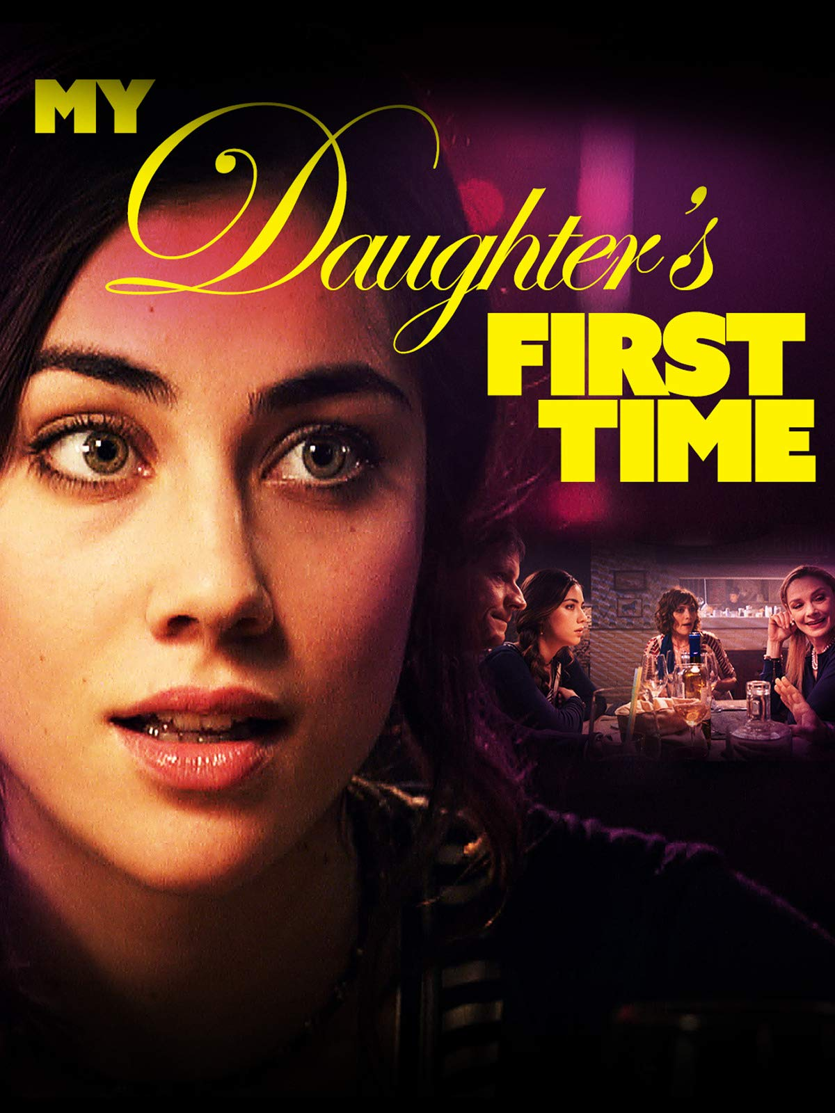 My Daughter's First Time on Amazon Prime Instant Video UK