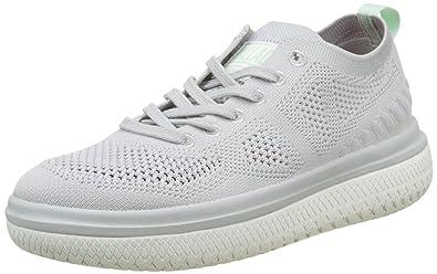 Pallaphoenix Kni Vous - Chaussures De Sport Pour Les Hommes / Palladium Gris pHWV1pwVs