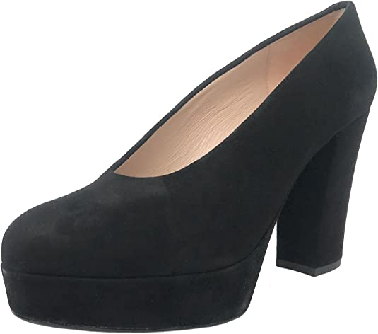 TALLA 39 EU. Unisa Rovito_KS, Zapatos de salón Altos de Mujer