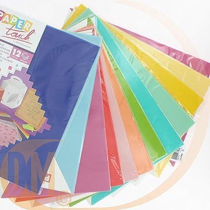 Clairefontaine Papier Calque Paper Touch Rouge A4 Feuilles De 12