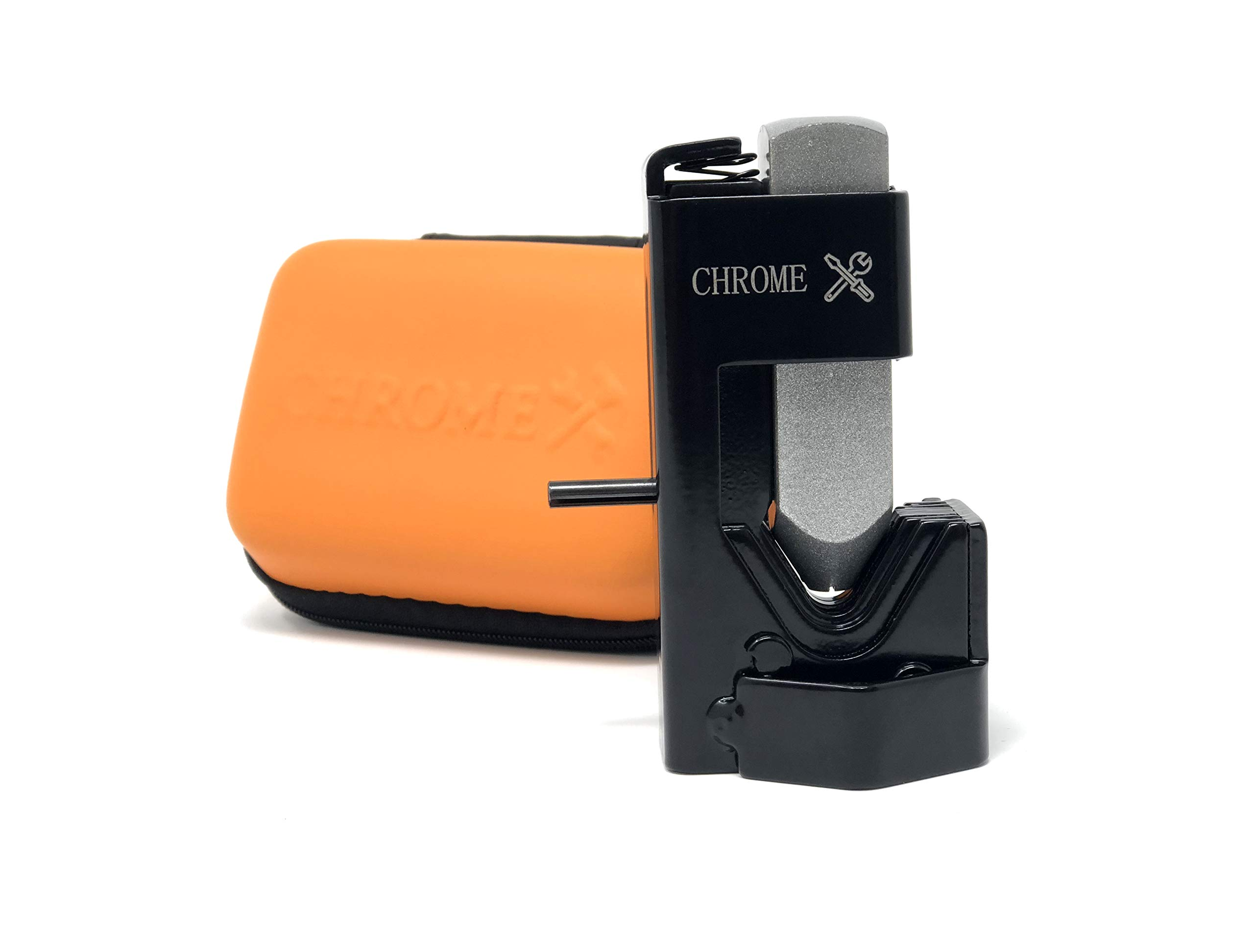 Battery Cable Lug Crimper - Hammer Crimping Tool with Storage Pouch