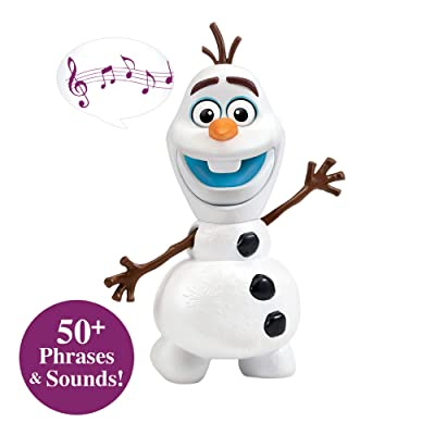 Disney Frozen 2 Olaf Interactive Figure: Toys & Games