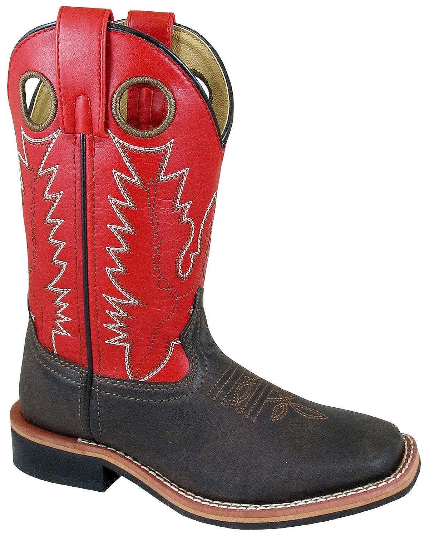 Smoky Mountain Boys Blaze Western Boot Square Toe