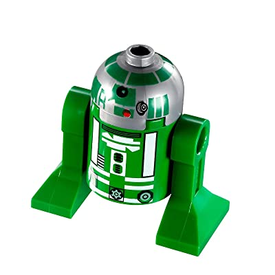 Lego Star Wars R3-D5 Minifigure 9498: Toys & Games
